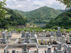 河内長野市のお墓、滝畑霊苑