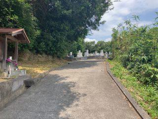 河内長野市のお墓、東部共同墓地