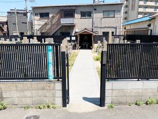大阪市都島区にあるお墓、友渕墓地